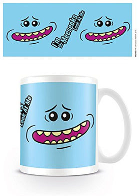 Rick And Morty (Mr Meeseeks Face) Mug