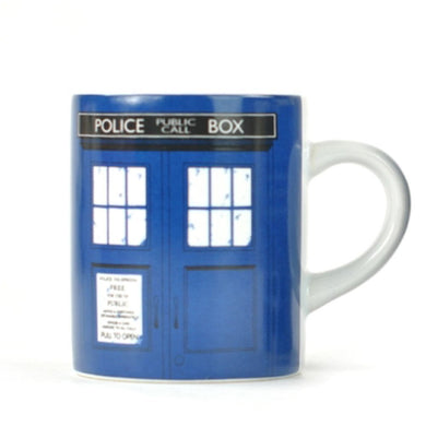 Doctor Who (Tardis) Mini Espresso Mug