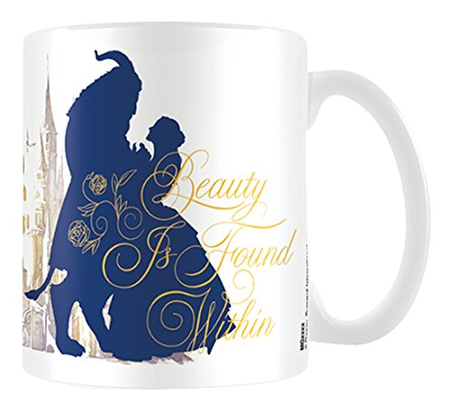 Beauty and The Beast (Beauty Within) Mug