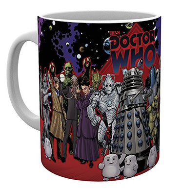 Doctor Who (Universe Group) Mug
