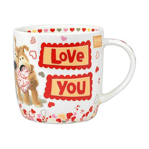Boofle Love You Mug