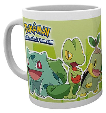 Pokemon (Grass Partners) Mug