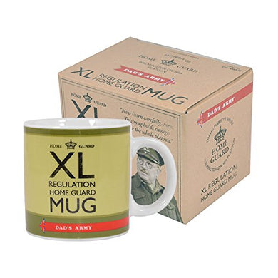 Dad's Army XL Giant Mug