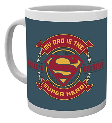 Superman (Dad Super Hero) Mug