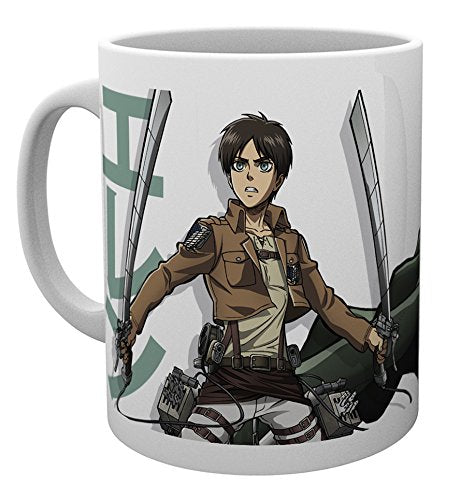 Attack On Titan 2 (Eren Duo) Mug