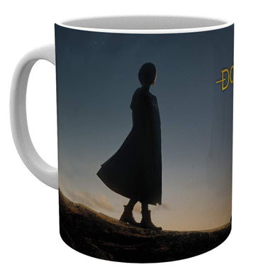 Doctor Who (13th Doctor Silhouette) Mug