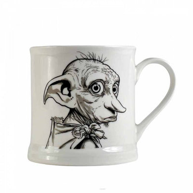 Harry Potter 'Dobby is a free elf' Bone China Mug - Boxed