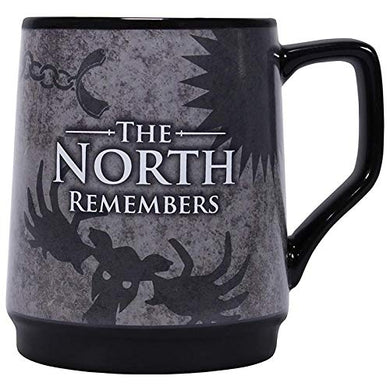 Game Of Thrones North Remembers Heat Changing Mug