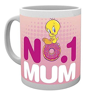Looney Tunes (Mothers Day Number One Mum) Mug