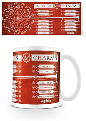 Harry Potter (Spells And Charms) Mug