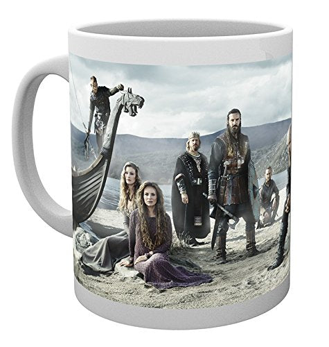 GB eye Vikings Beach Mug,