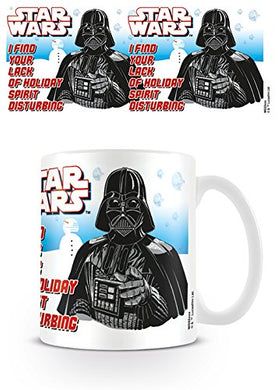 Star Wars (Holiday Spirit) Mug