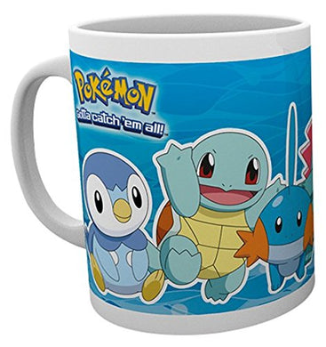 Pokemon (Water Partners) Mug