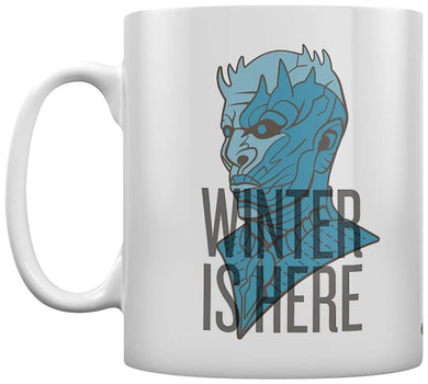 Game Of Thrones (Winter Is Here) Mug