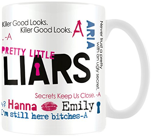 Pretty Little Liars MG23462 8 x 11.5 x 9.5 cm