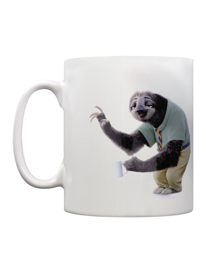 Zootropolis You Want it When Ceramic Mug