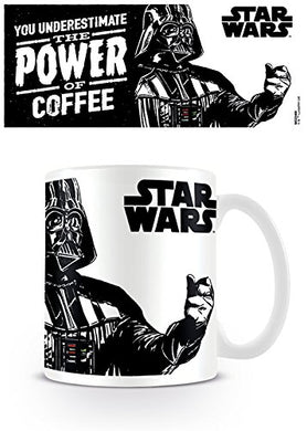 Star Wars (The Power Of Coffee) Mug