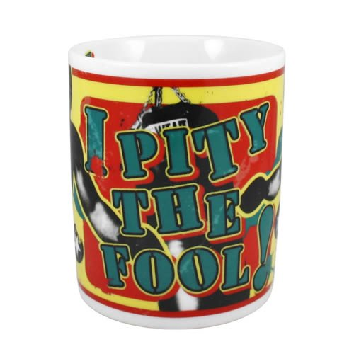 Mr T (I Pity The Fool) Mug