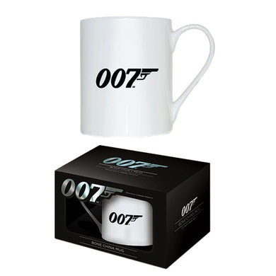 James Bond (007 Logo) Fine China Mug