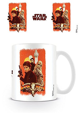 Solo A Star Wars Story (Friends And Enemies) Mug