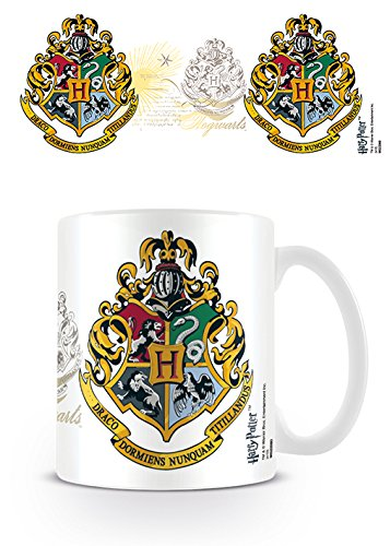Harry Potter (Hogwarts Crest) Ceramic Mug