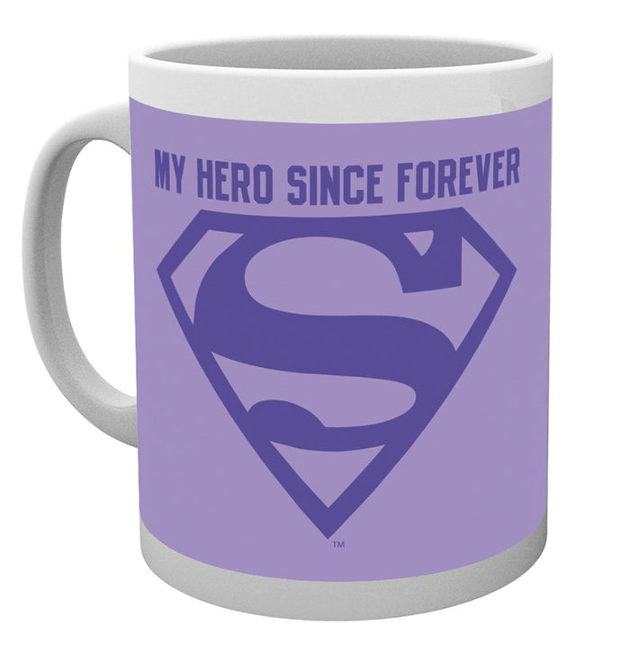 Superman (Mothers day Mum My Hero) Mug