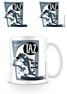 Looney Tunes (Taz Retro) Mug