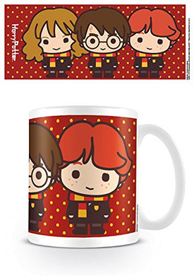 Harry Potter (Kawaii Harry Ron Hermione) Mug