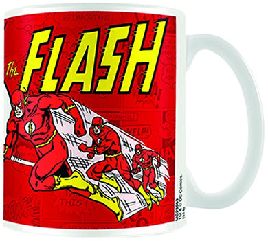 DC Comics Originals The Flash Ceramic Mug