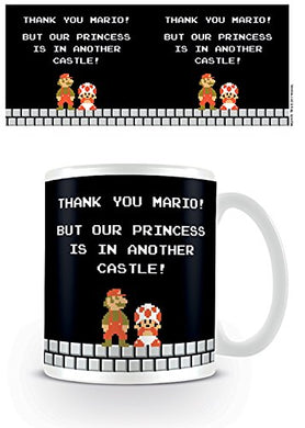 Super Mario (Another Castle) Mug