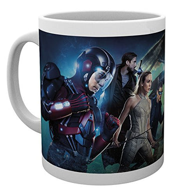 DC Comics (Legends Of Tomorrow) Key Art Mug
