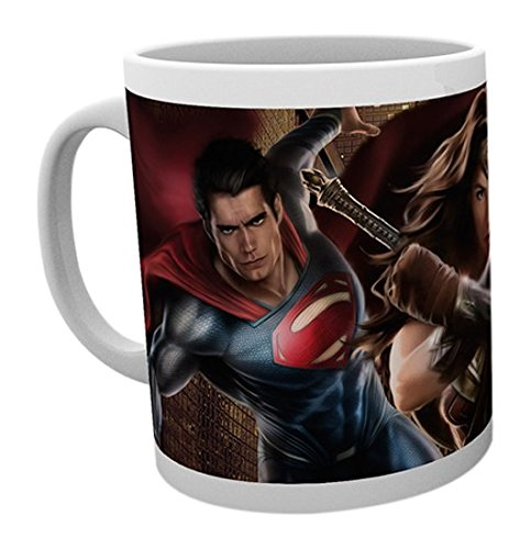 Batman Vs Superman, Trio Mug