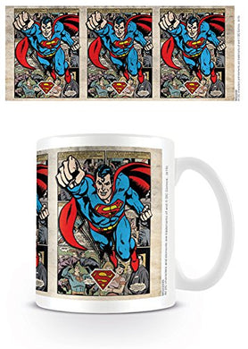 DC Originals (Superman Montage) Mug