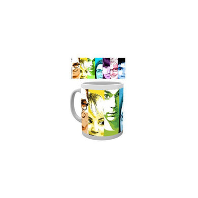 The Big Bang Theory (Rainbow) Mug