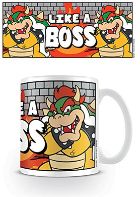 Super Mario (Like A Boss) Mug