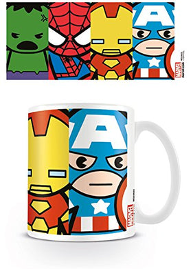 Marvel Kawaii (Avengers) Mug