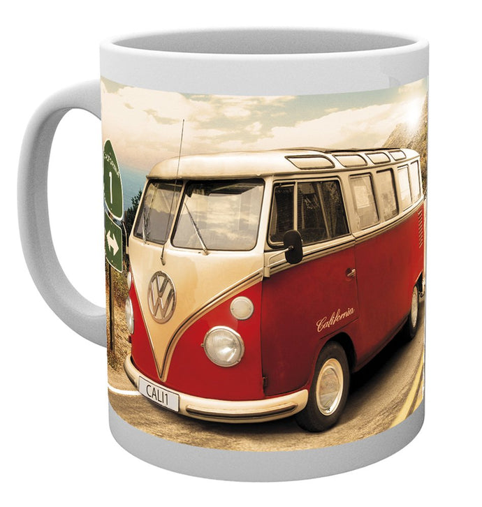 VW Camper (Route One) Mug