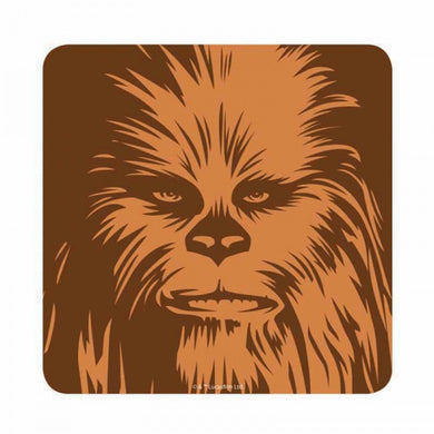Star Wars Chewbacca Face Coaster