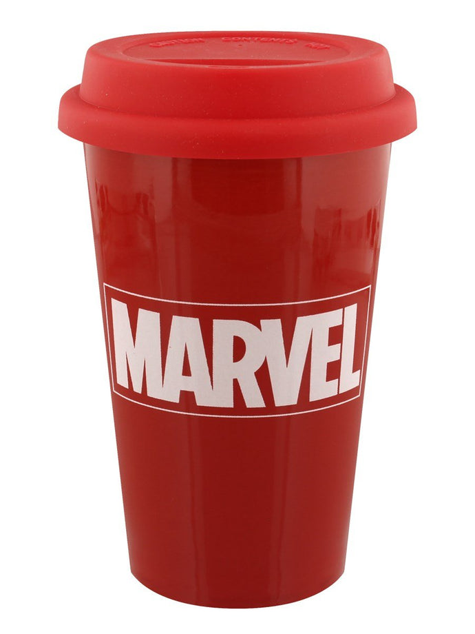 Marvel (Logo) Travel Mug