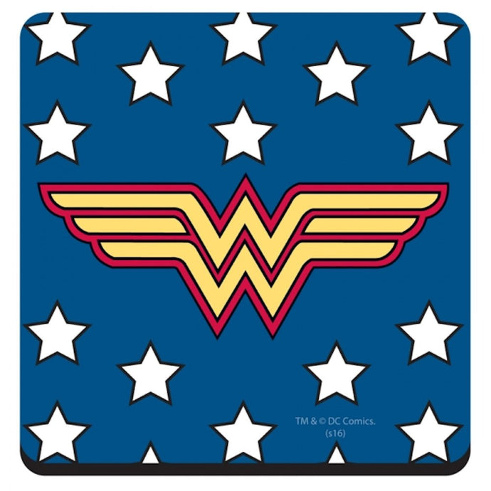 Wonder Woman (logo) - Coaster