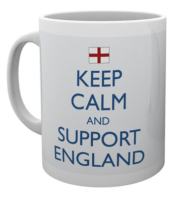 England Keep Calm Mug