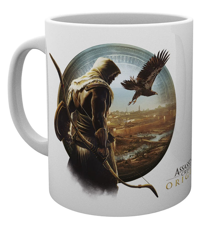 Assassins Creed Origins Eagle Mug