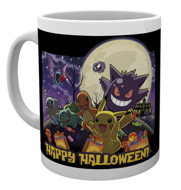 Pokemon (Happy Halloween) Mug