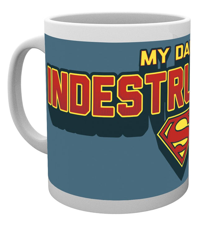 Superman (Indestructible) Mug