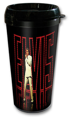 Elvis Presley (In Lights) Travel Mug