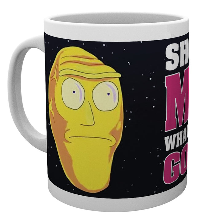 Rick and Morty (Show Me What You Got) Mug