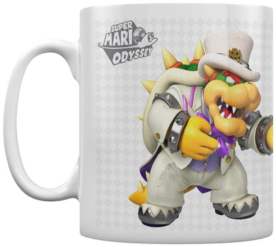 Super Mario Odyssey (Who Will She Choose) Mug