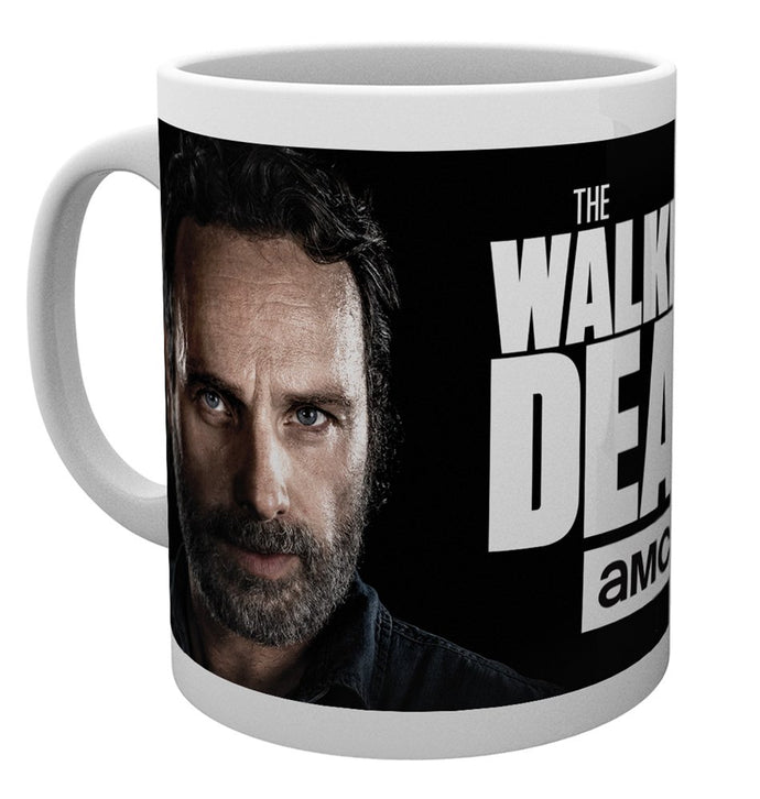 The Walking Dead (Rick and Negan) Mug