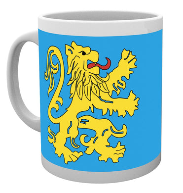 The Big Bang Theory (Flag) Mug