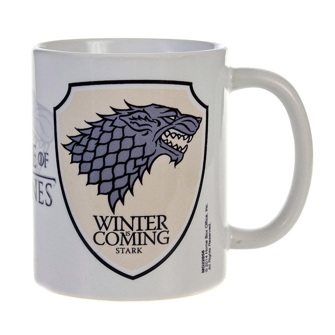 Game of Thrones (Stark) Ceramic Mug